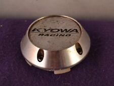 Kyowa Racing Chrome Wheel Center Cap Set of One (1) pn: C-099