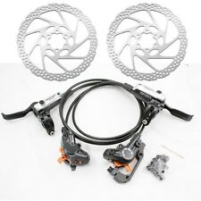 Shimano Deore BL-M615 BR-M615 Hydraulic Disc Brake Set + 2pcs RT56 Disc