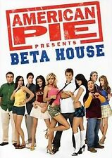 AMERICAN PIE PRESENTS: BETA HOUSE DVD, FS, NEW and Factory Sealed
