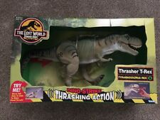 Jurassic Park The Lost World Thrasher Tyrannosaurus Rex T-Rex 1997 Kenner MISB