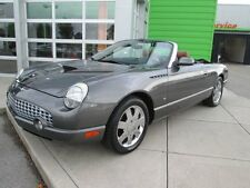 Ford : Thunderbird Base Convertible 2-Door