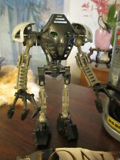 Lego Bionicle Technic 8532 Complete Toa Onua  Figure+ Weapons + Instructions