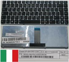 Clavier Qwerty Italien ASUS UL20 MP-09K26I0-5283 0KN0-G62IT02 04GNX62KIT00-2