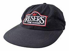 NEW VTG 90s RESER'S FINE FOODS Snapback CAP Deadstock NWOT ! NASCAR Matt Kenseth