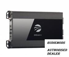 Rainbow Dream 4 Four Channel Amplifier Class D 4x130w 2ohm - 4x90w 4ohm