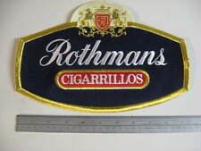 "Rothmans Vintage Large back patch - excellent new top quality - 11 "" -"