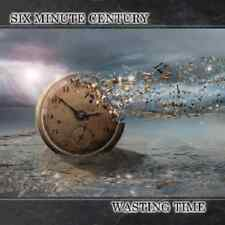 SIX MINUTE CENTURY - Wasting Time (NEW*US PROG/POWER METAL*TEXAS*F.WARNING*DIO)