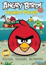 Angry Birds Sticker & Poster Activity Annual 2013 (Annuals 2013) (Spring 2013),