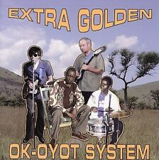 Extra Golden - Ok-Oyot System [CD New]