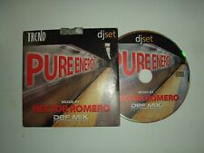 Hector Romero ‎– Pure Energy -CD Audio Compilation Mixed Stampa Italia 2006