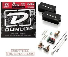 EMG GZR P HZ Geezer Butler P Bass Passive ( FREE STRINGS) Fender Replacement PHZ