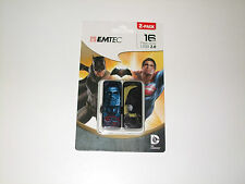 USB FlashDrive 2x 16GB EMTEC Batman VS Superman (2-Pack) Blister