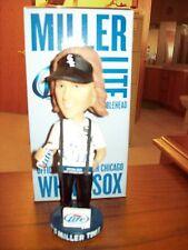 White Sox Miller Lite female Beer Vendor Bobblehead SGA