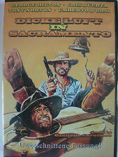 Dicke Luft in Sacramento - UNCUT - George Hilton, Italo Western Blei Kugeln Colt
