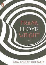 Frank Lloyd Wright (Penguin Lives)-ExLibrary