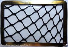 Collants noirs IBICI de LUXE mailles grandes résilles noires ultra sexy S/M 1 2