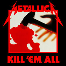 Metallica-Kill 'em all lp