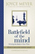 Joyce Meyer Battlefield of the Mind Commemorative Edition NEW