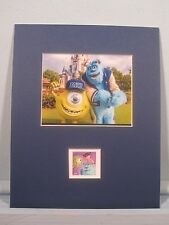 Walt Disney & Pixar Pictures - Monsters University. honored by its own stamp