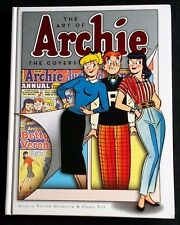 THE ART OF ARCHIE Signed Hard Cover Book + FREE SHIPPING!! #Archie #PopCulture