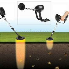 Waterproof Metal Detector Underground Coins Gold Digger Treasure Hunter Finder