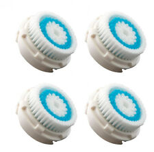 4 DEEP PORE Brush Heads for Clarisonic Mia, Mia2, Pro Plus replacement head