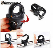Rotation Torch Clip Mount Bike Bicycle Front Light Bracket Flashlight Holder A