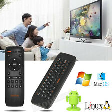 New KB-91S 2.4G Wireless Air Mouse Keyboard Remote Control For TV BOX PC Games