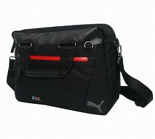 neu PUMA BMW M Motorsport Messenger Bag mit Laptop Notebook Fach 15 Zoll Tasche