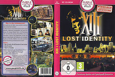 XIII: Lost Identity * hormiguero-juego * (PC, 2012, DVD-box)