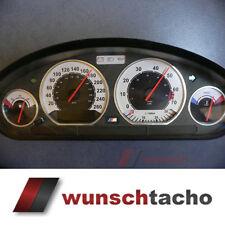 """Tachoscheibe für Tacho BMW E36 Benziner """"Sport"""" 260Km/h"""