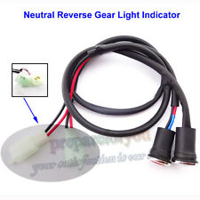 Neutral Reverse Gear Light Indicator Chinese ATV Quad 50 110 125 150 200 250cc