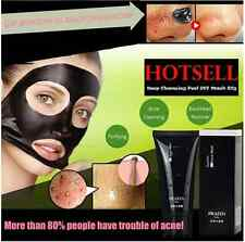 Facial Suction Mask Deep Cleansing Purifying Peel Off Blackhead Removal Mud 60g
