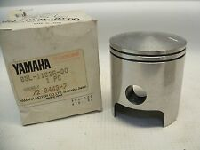 NOS YAMAHA 85L-11636-00-00 PISTON .5MM OS CS340