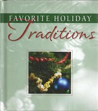 Christmas at Home Favorite Holiday Traditions hardcover book new