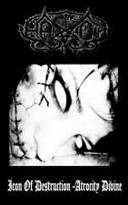 Havoc - Icon Of Destruction Cassette HOD Tape 006, limited edition: 1000 copies