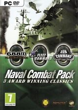 Flotte commande + sub command + 688 Hunter pour PC (new & sealed)