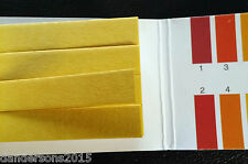 160 leaf 1 - 14 pH Test Kit Book - Universal Indicator Paper