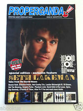 Music Magazine 2012 Seth Lakeman, Oli Brown, Bonny Raitt, Properganda Issue 22