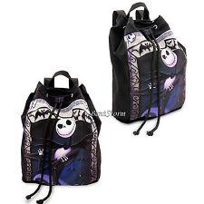 The Nightmare Before Christmas Jack Skellington Cinch Sack Backpack Disney Store
