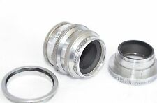 WOLLENSACK 1 INCH 1.9 CINE RAPTAR  C-MOUNT LENS for  BOLEX 16MM MOVIE CAMERA