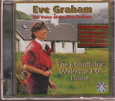 eve graham the voice of the new seekers the mountain welcome me home cd/dvd new