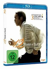 12 Years a Slave [Blu-ray](NEU & OVP)  Chiwetel Ejiofor, Michael Fassbender