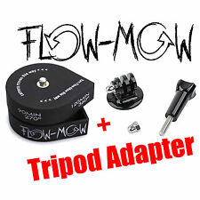 Flow-Mow Timelapse 2 hour 360 Degree Panning Timer for GoPro + Tripod Adapter