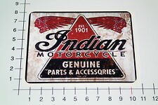 INDIAN MOTORCYCLE Aufkleber Sticker Motorcross Biker Custom Youngtimer Fun Mi309