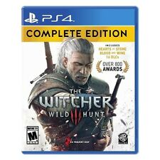 The Witcher 3: Wild Hunt Complete Edition - PlayStation 4