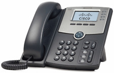 Cisco SPA504G 4-Line IP Phone  Telephone - Inc VAT & Warranty - Free UK Delivery