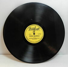 Double Quadrille / Seven Steps - Folkraft International Orchestra - 78 RPM