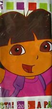 DORA THE EXPLORER Star Catcher PLASTIC TABLE COVER ~ Birthday Party Supplies