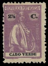 "CAPE VERDE 168 (Mi146ya) - Ceres Definitive  ""Perf 15.0 x 14.0"" (pa44011)"